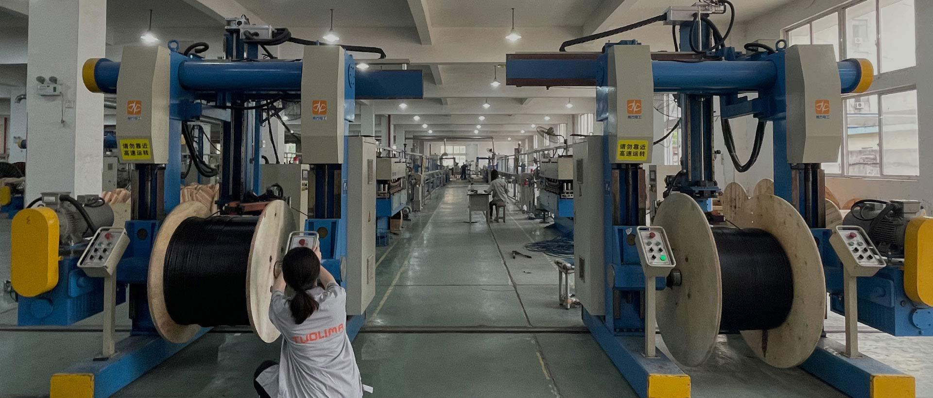 TUOLIMA Factory Production Line
