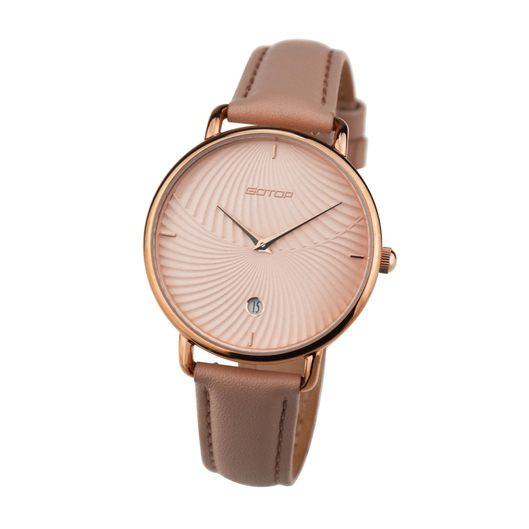 SS644 Leather Band Watches Womens