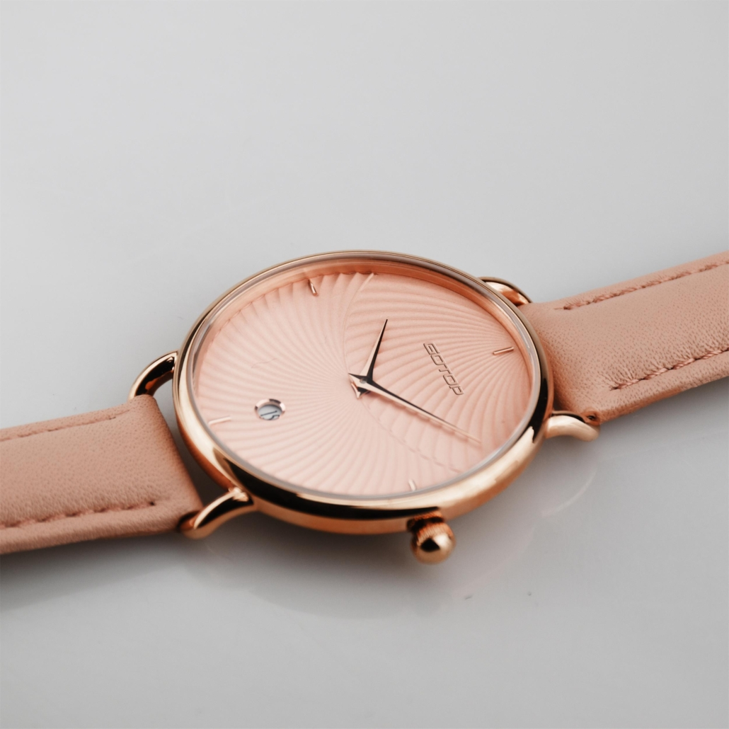 Leather Belt Watches For Womens