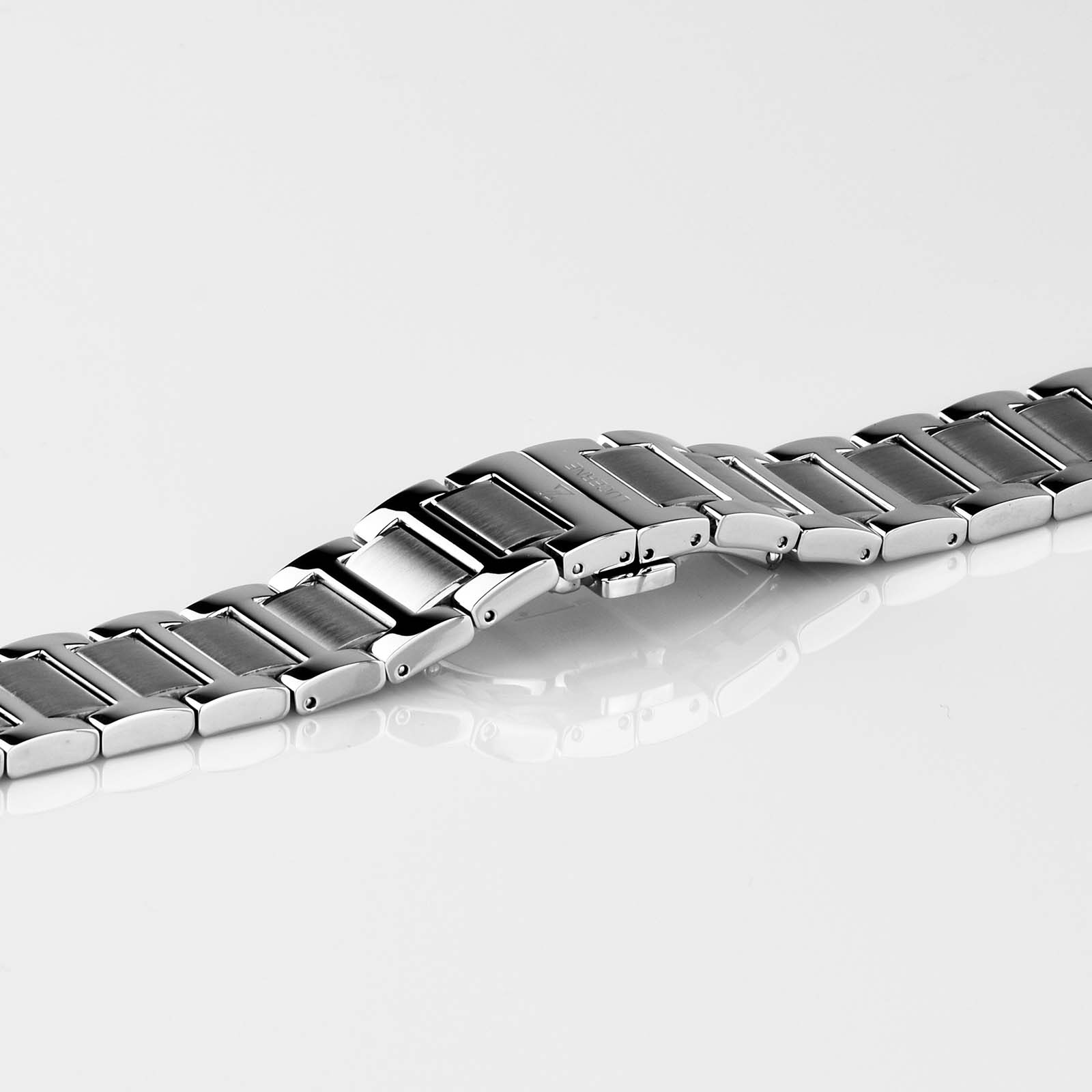 Solid Stainless Steel Watch Strap
