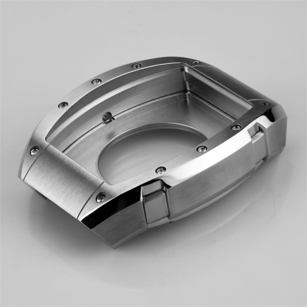 WC002 Stainless Steel Watch Case