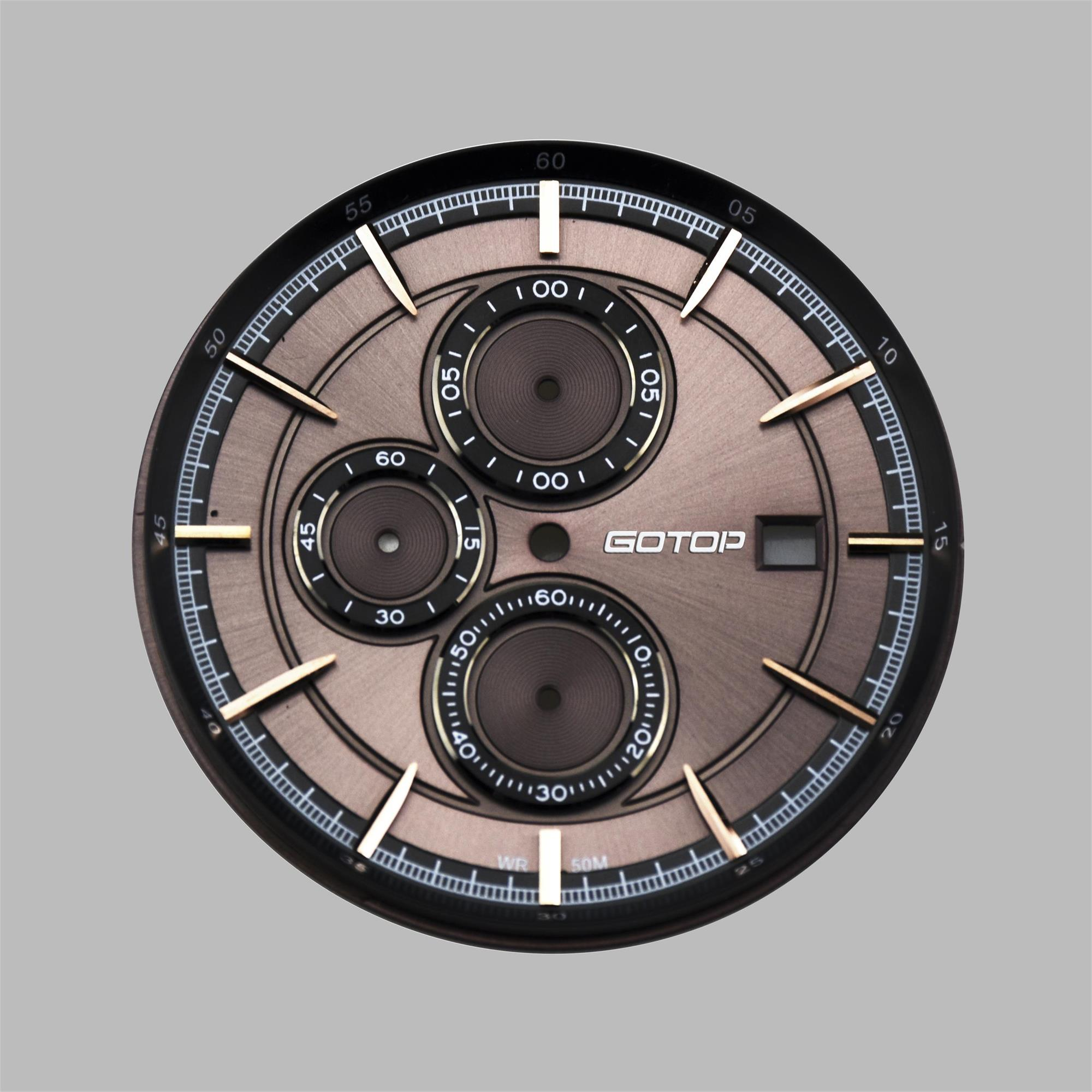 Two Layer Watch Dial