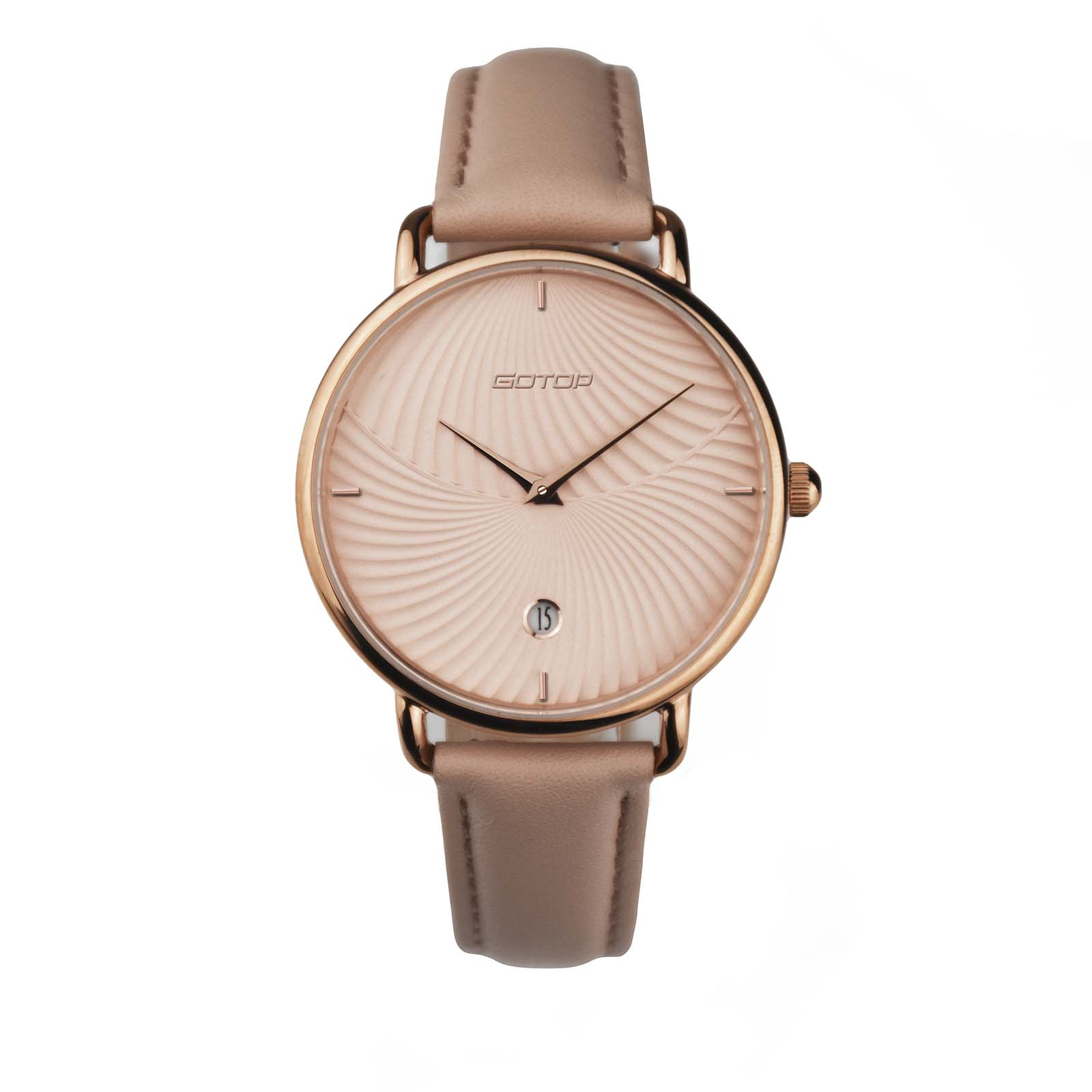 Womens Watch Leather Band