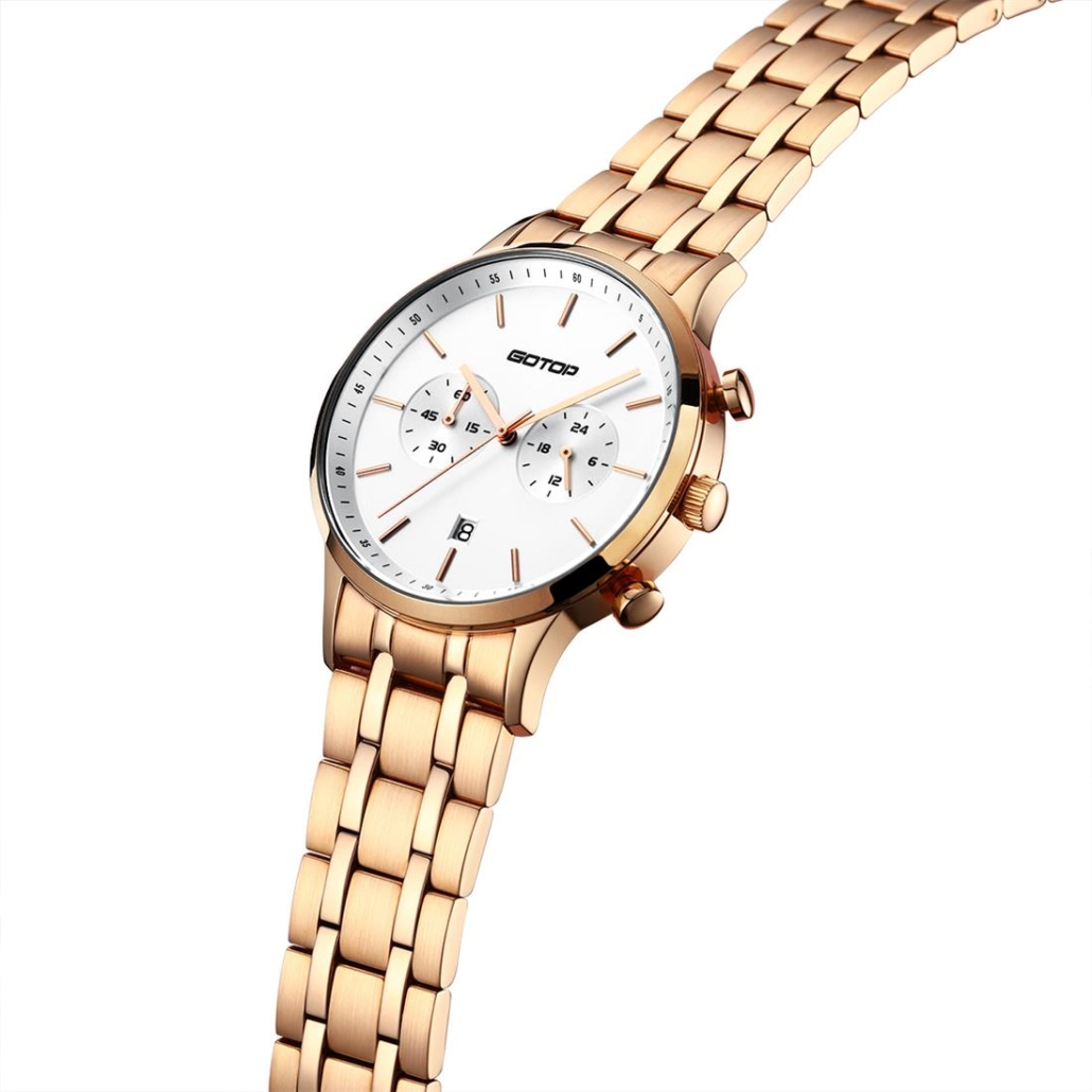 SS313-01 Multifunction Watch For Men