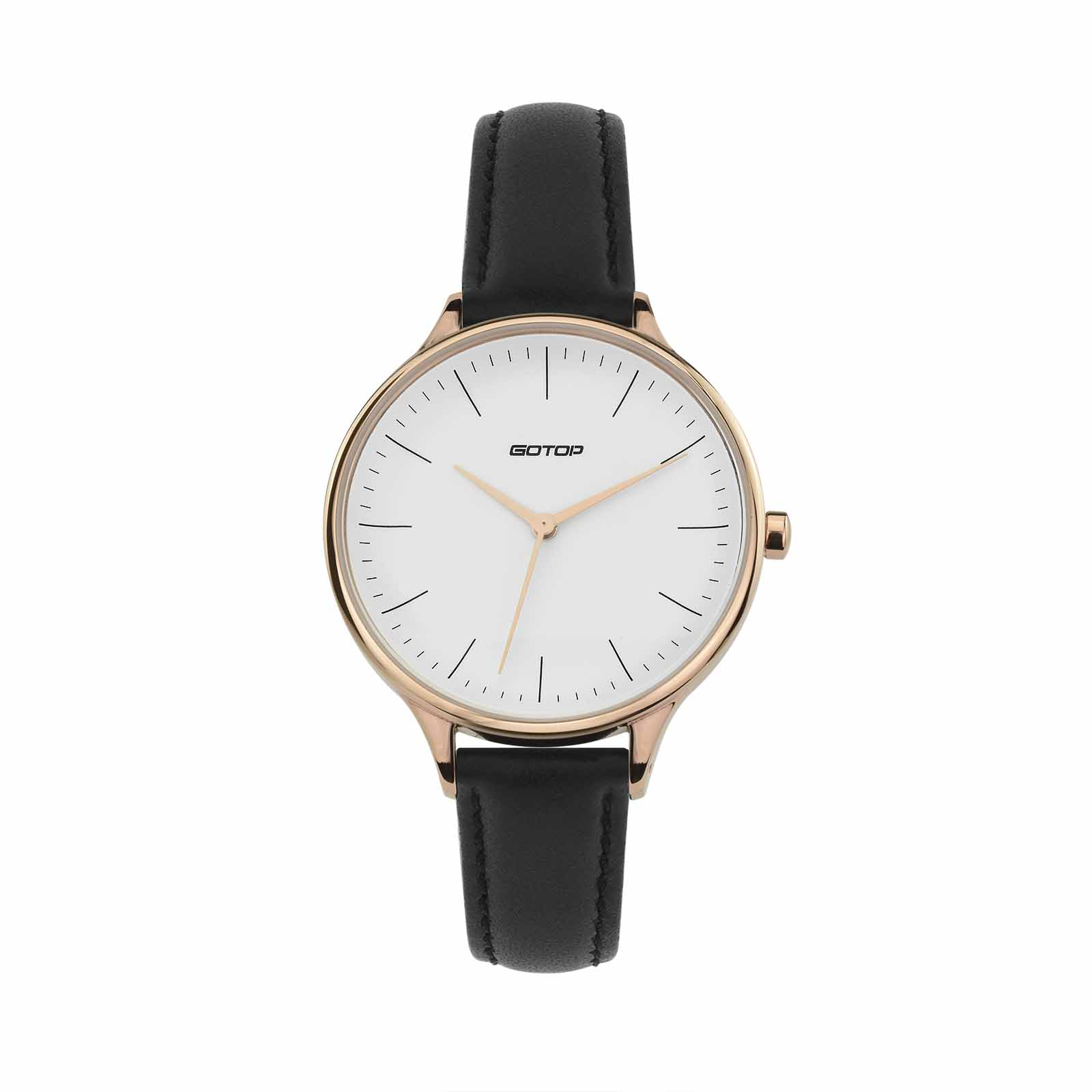 Special Curved Dial Women's Watch