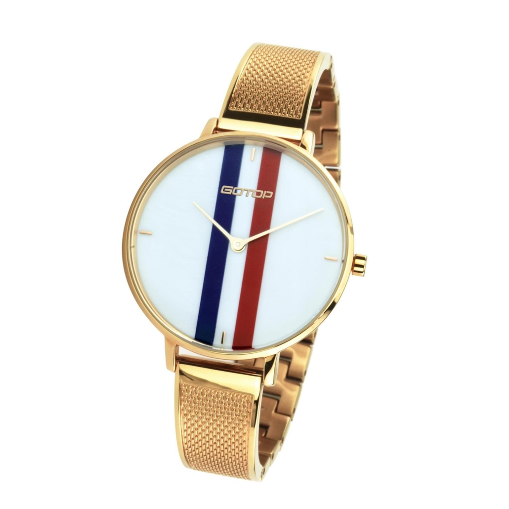 Women's Stainless Watch