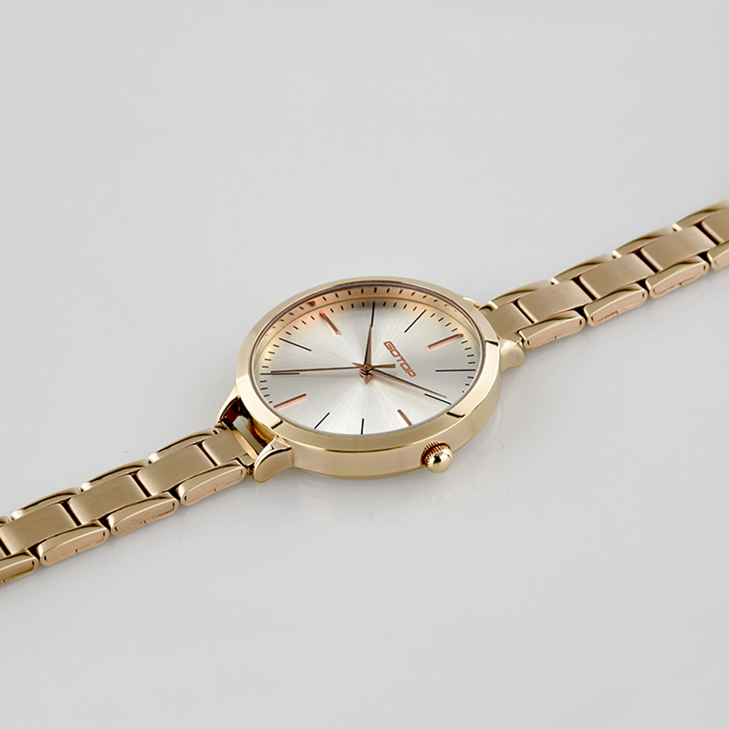 AW450 Rose Gold Watches For Women