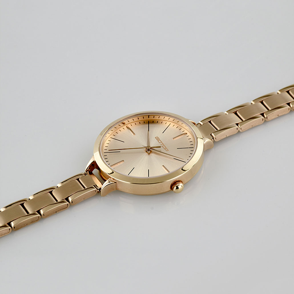 AW450 Rose Gold Stainless Steel Women's Watch