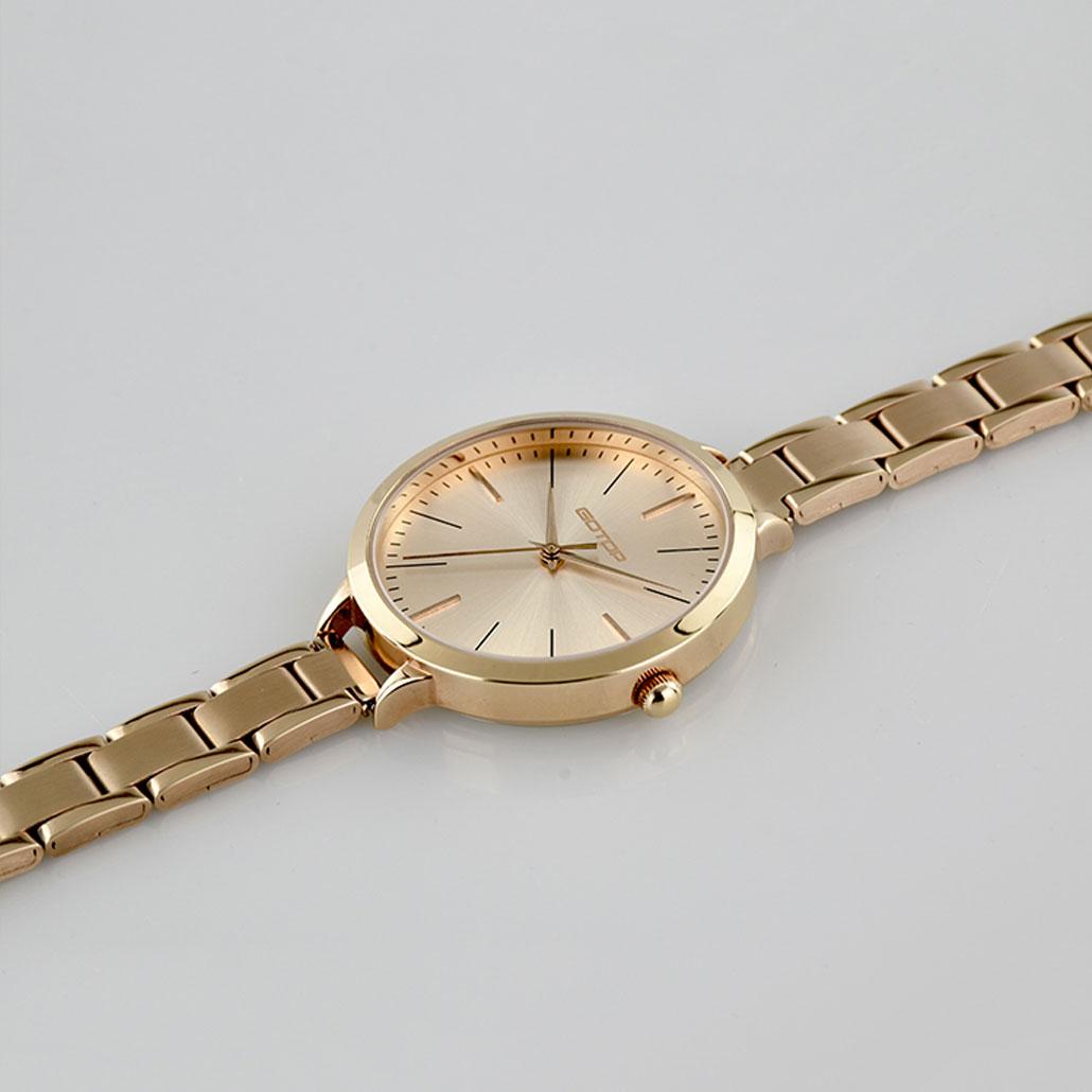 AW450 Rose Gold Ladies Watch