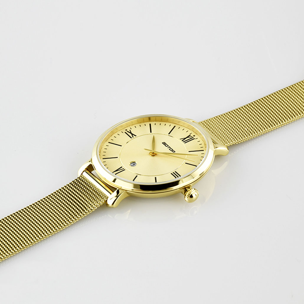 Gold Wrist Watches For Womens