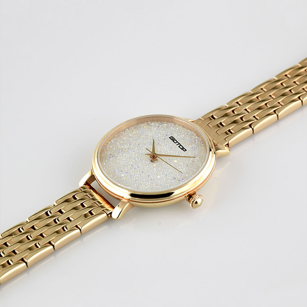 SS357 Ladies Rose Gold Watches Sale