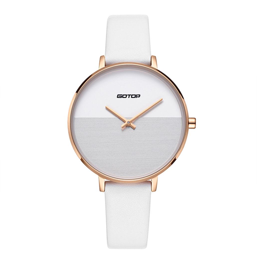 Rose Gold Luxury Women's Watch