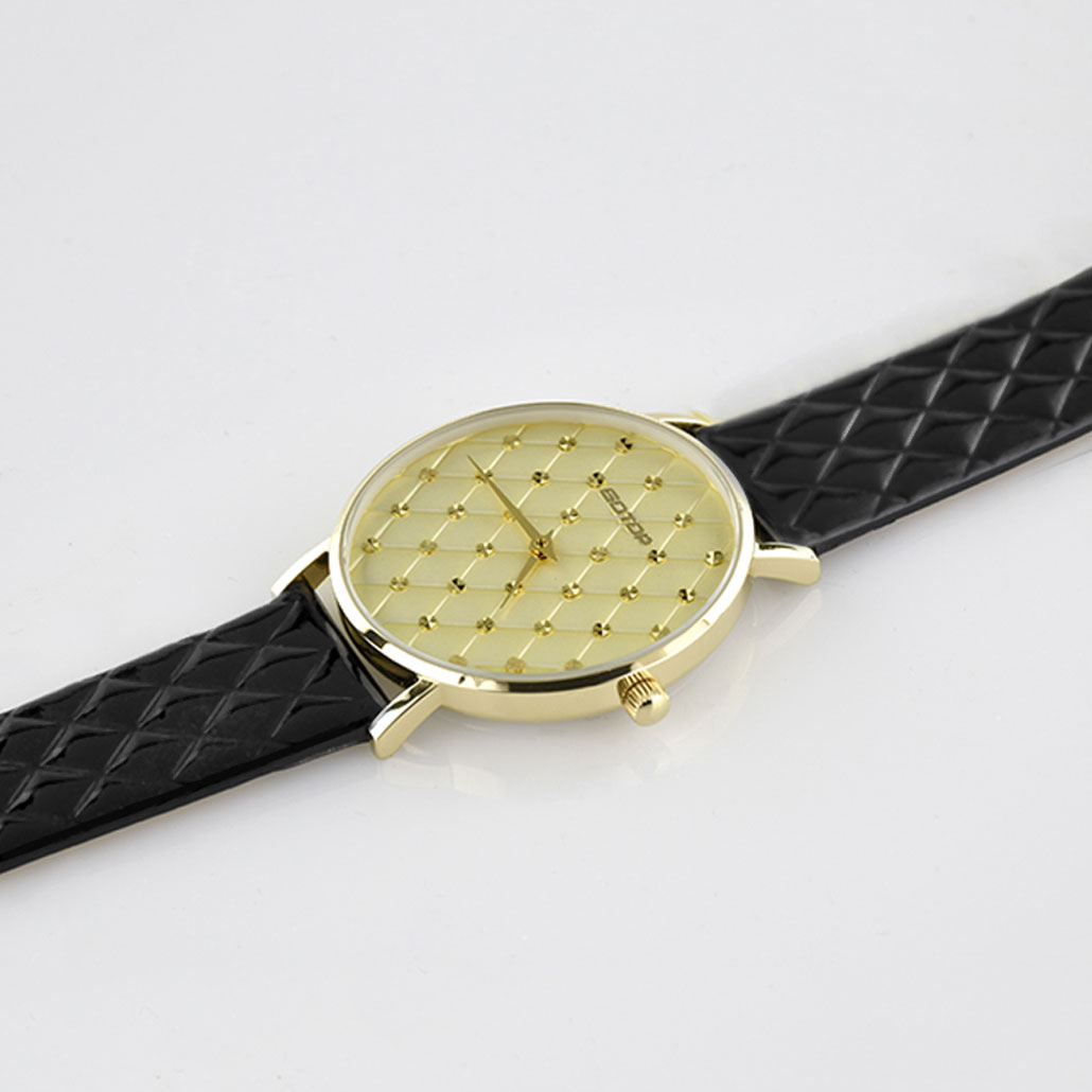 Black Belt Watches For Womens