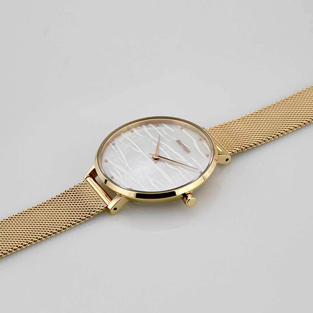 Gold Case Watches For Ladies