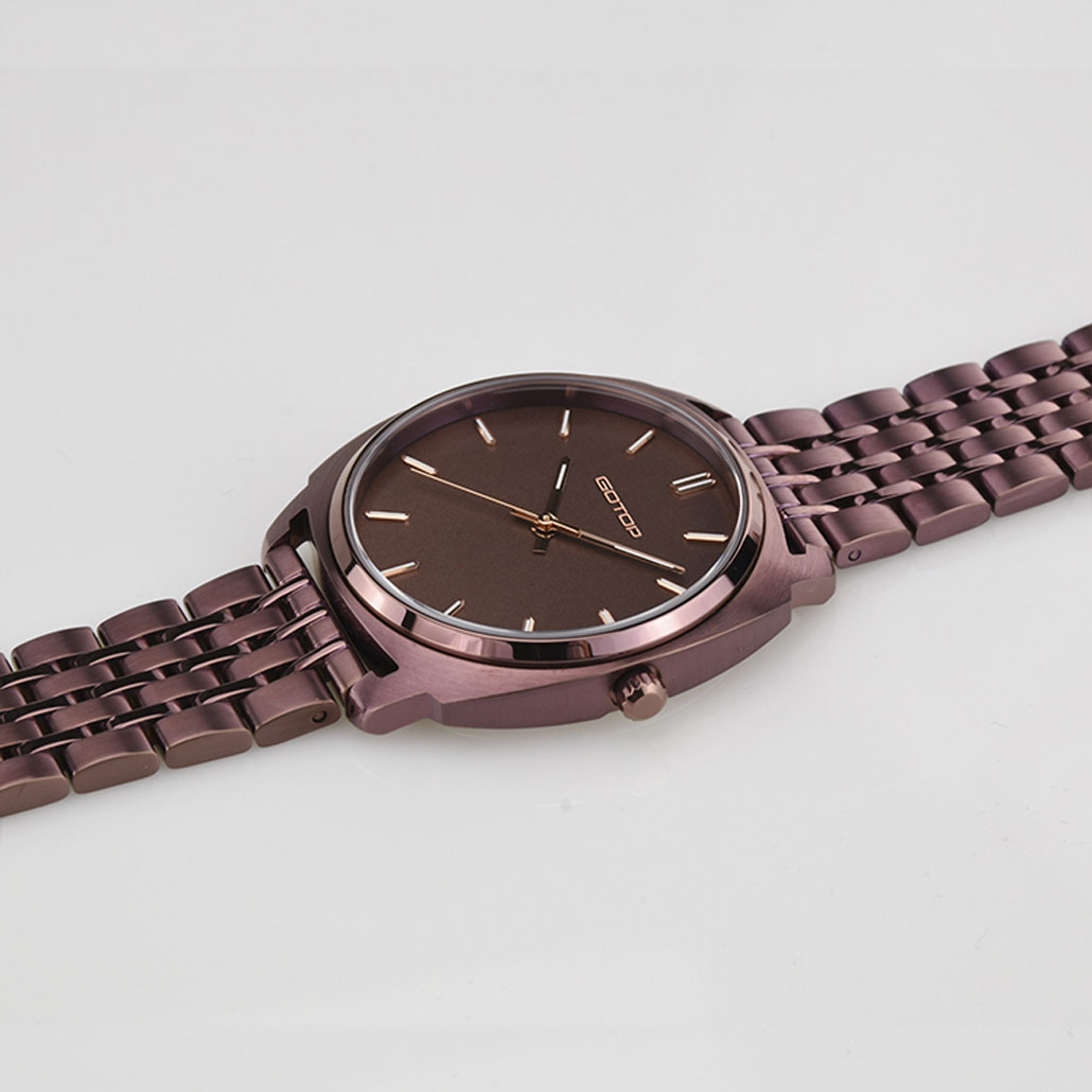 Women'S Luxury Watches Rose Gold