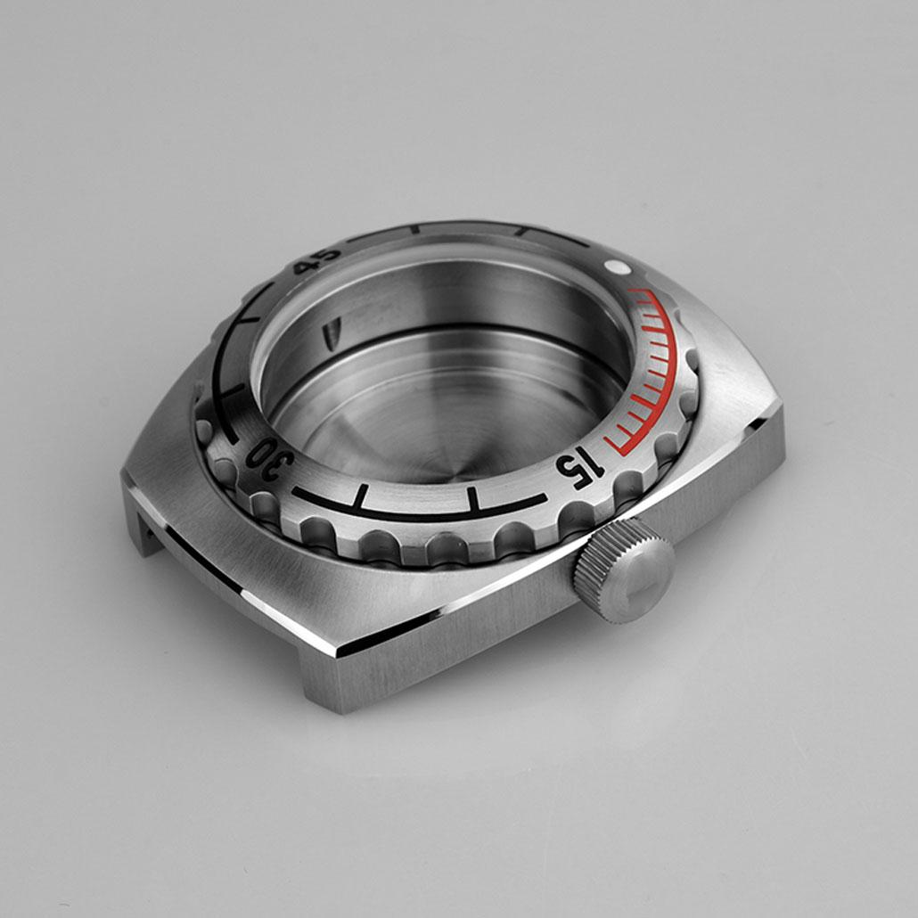 Bold Modern Metal Watch Case