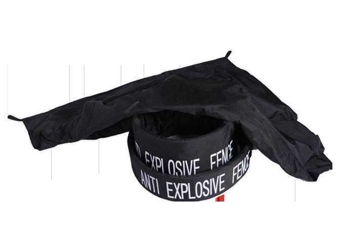 Anti-Explosive Blanket