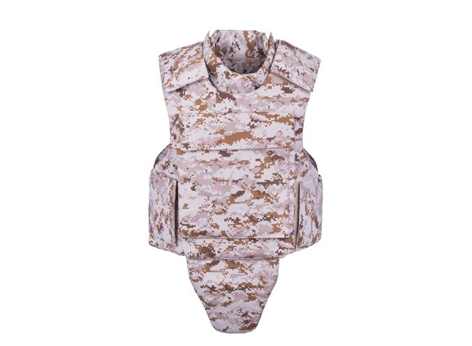 Bulletproof Full Body Suit