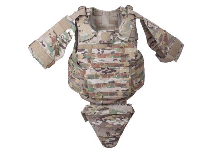 Full Body Bulletproof Vest