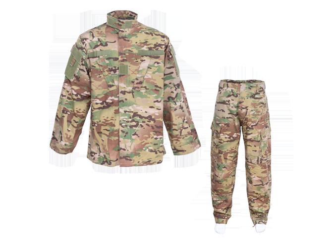 Army Combat Uniform (ACU) Tactical Camouflage