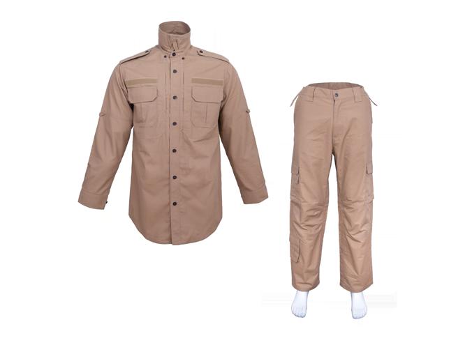 Soldier Combat Uniform