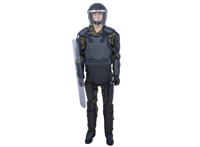 Police Riot Suit