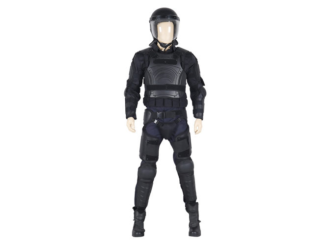 Riot Gear Suit Flameproof and Anti Bump