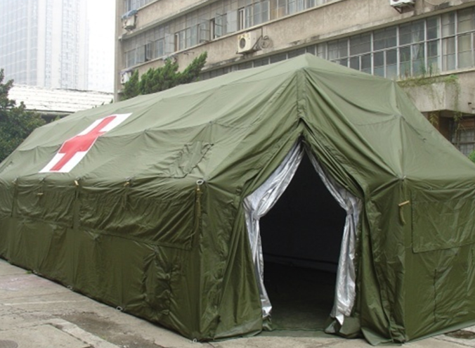 Military Survival Tent