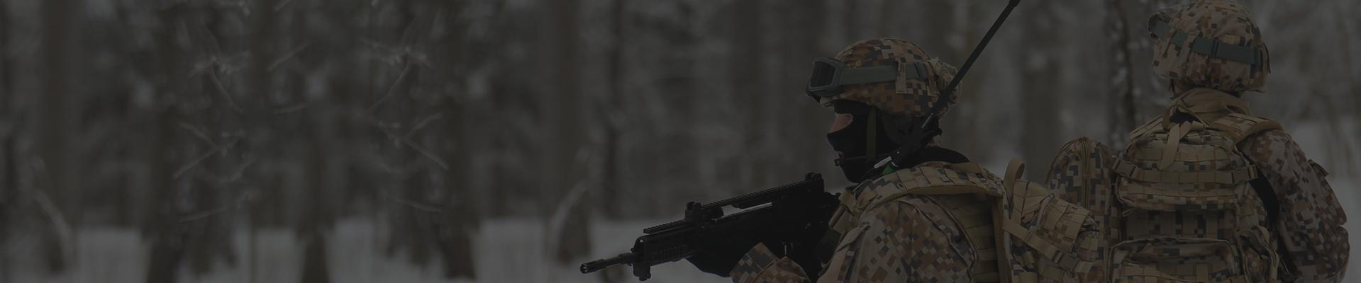 Bulletproof Equipment