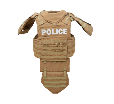 Full Body Bulletproof Armor Lightweight and 3A Level