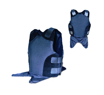 Concealable Soft Body Armor