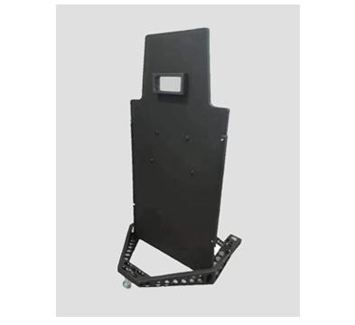 Level 4 bulletproof shield