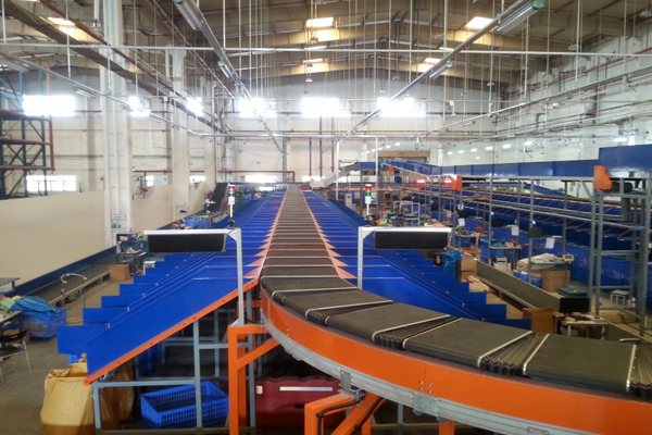 What Are the Types of the Modern Logistics Sorting System?