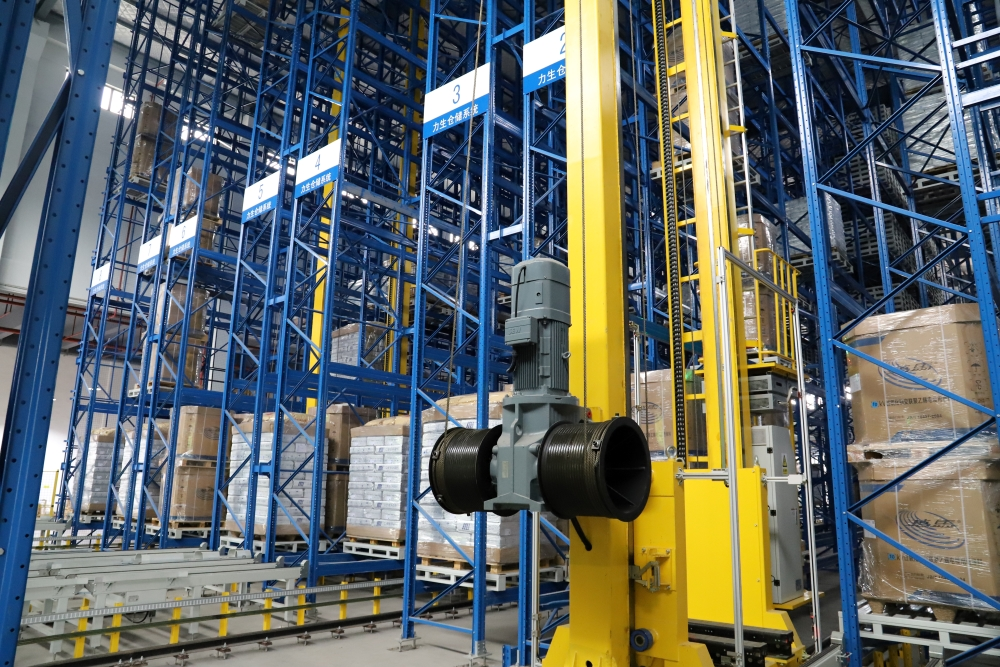 Functional Advantages of Warehouse Management System