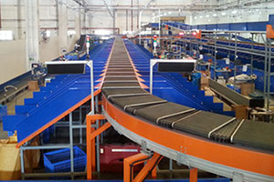 Integrated Logistics Automation Solutions For Expressage & E-commerce