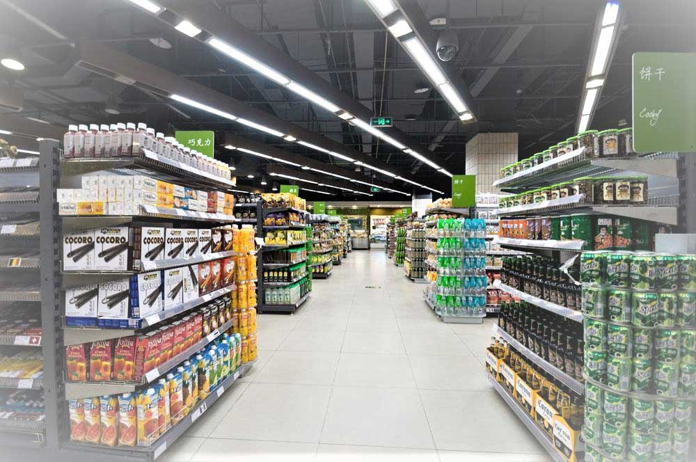 Integrated Logistics Automation Solutions For Large Supermarket