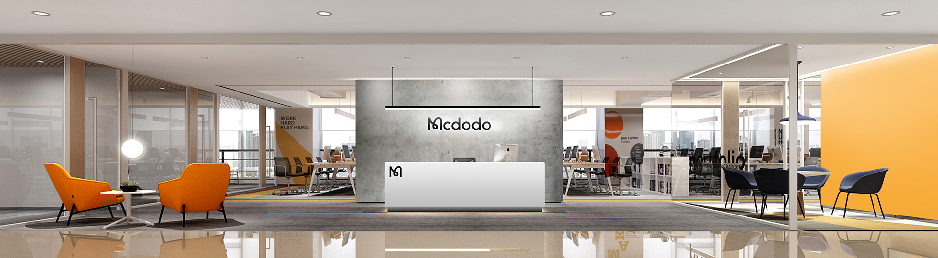 About Mcdodo