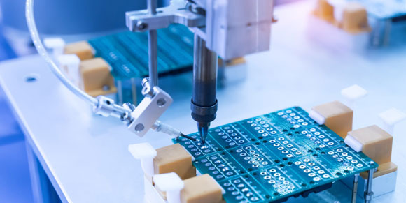 Mixed Technology PCB Assembly