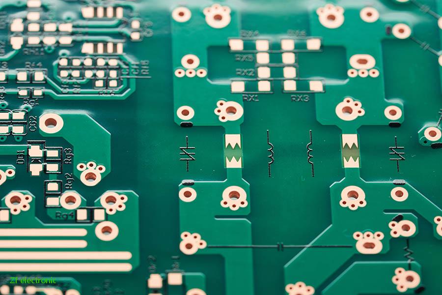 Rogers Mixing Lamination PCB
