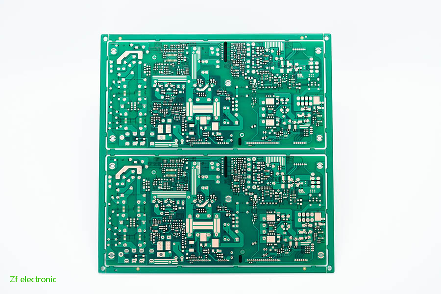 ZF Rogers PCB