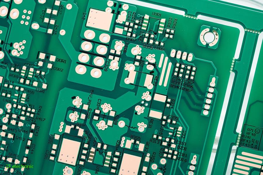 Rogers Mixing PCB