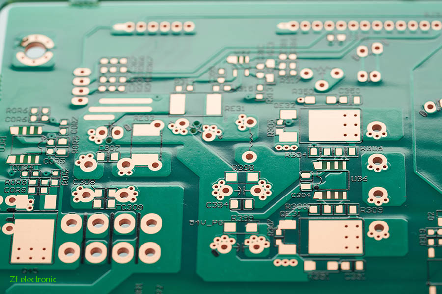ZF Rogers Printed Circuit Board