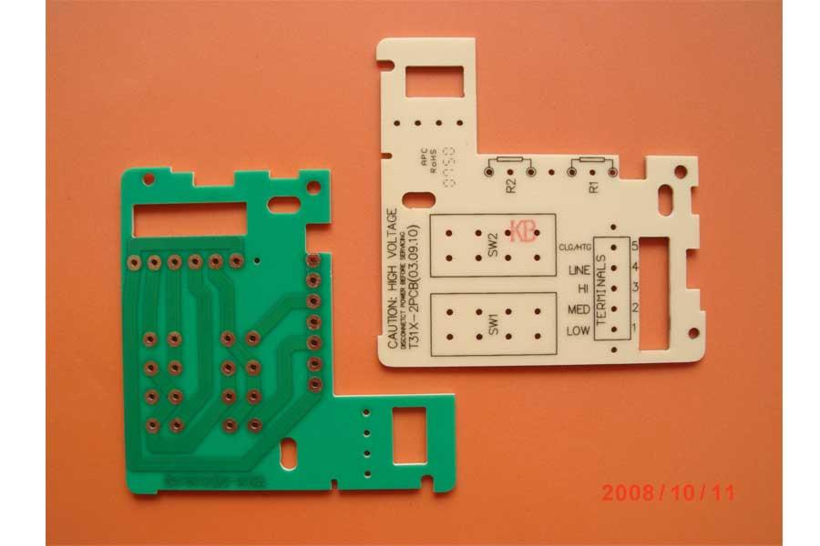 Simple PCB